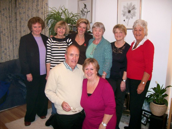 The Bristol Grandparents Support Group - Group with Charlotte Leslie