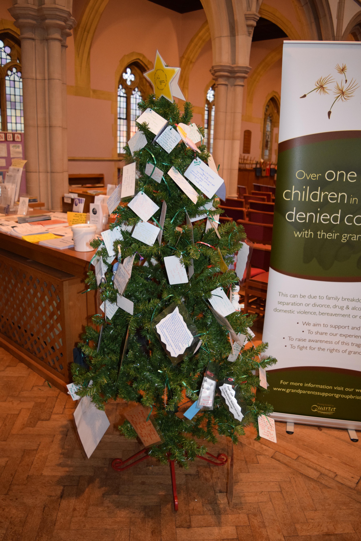 BGSG's 'Tree of Hope.'