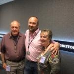John Darvall Radio Bristol