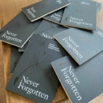 Never Forgotten - A Collection of heartfelt Poems relating to denied contact.