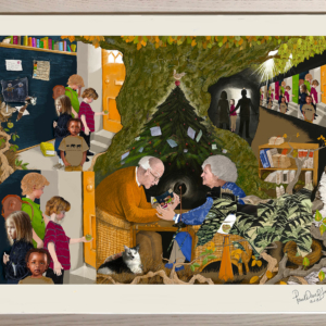 Tree of Hope - Illustrated by Paul Jackson